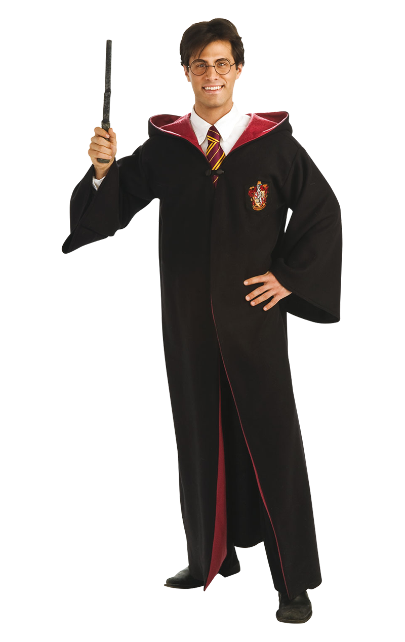 Deluxe Harry Potter Gryffindor Robe