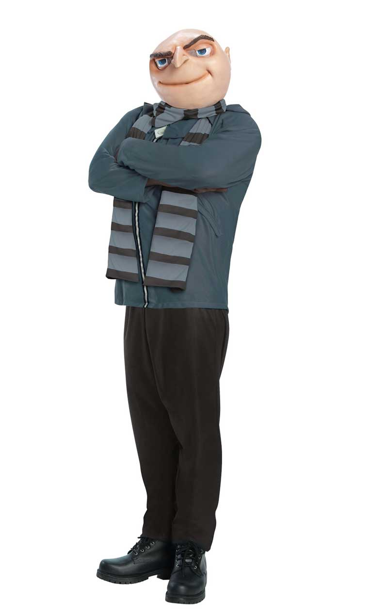 Mens Gru Despicable Me Costume