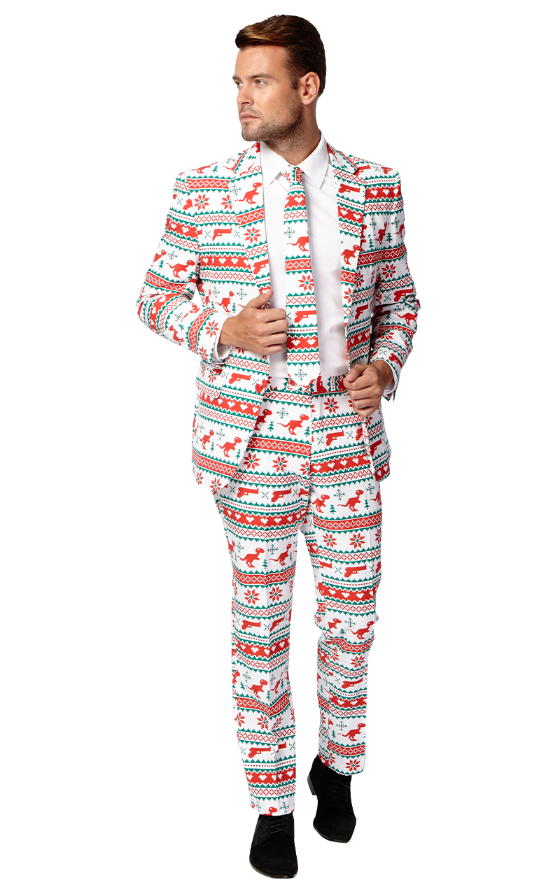 Mens Gangstaclaus OppoSuit