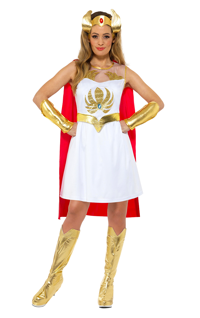 Womens She-Ra Costume