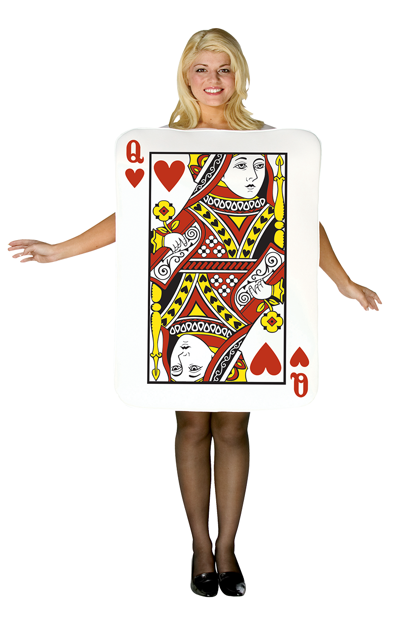 Card of Hearts Costume