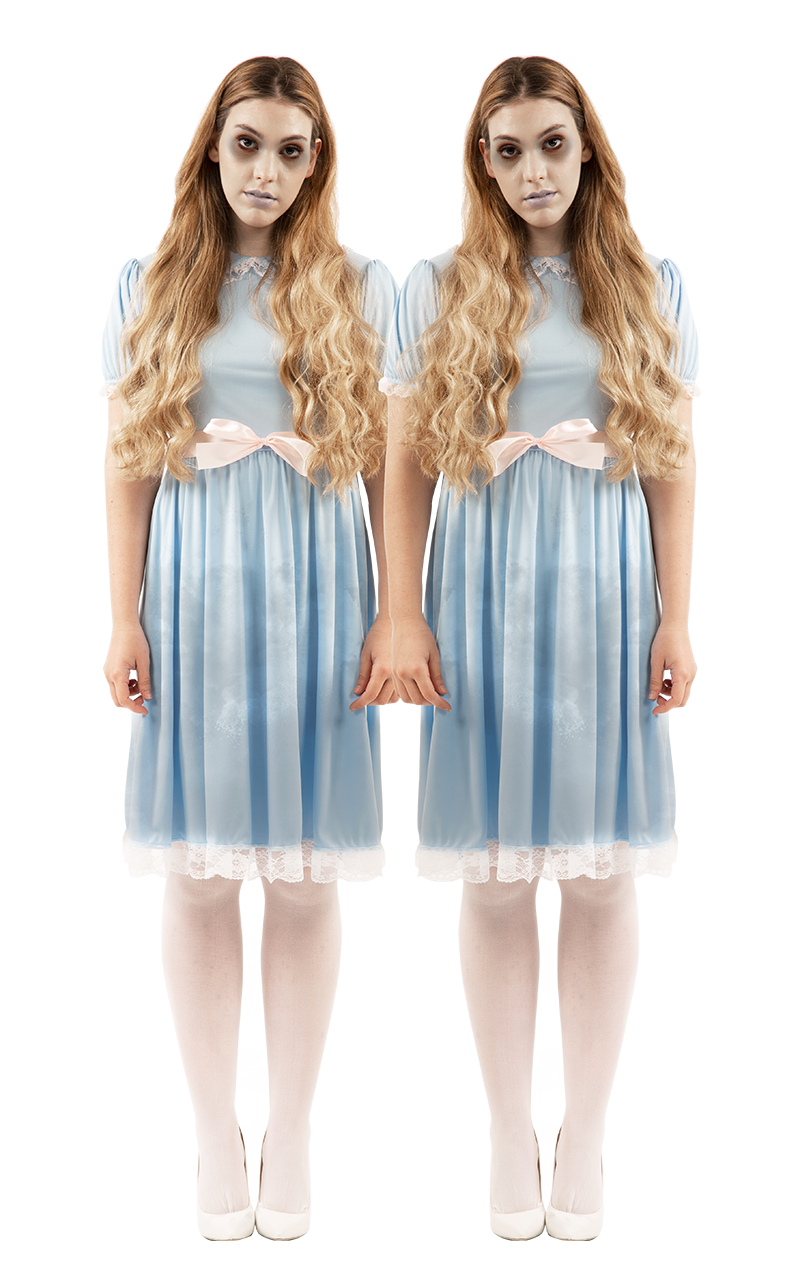 Womens The Shining Twin Costume