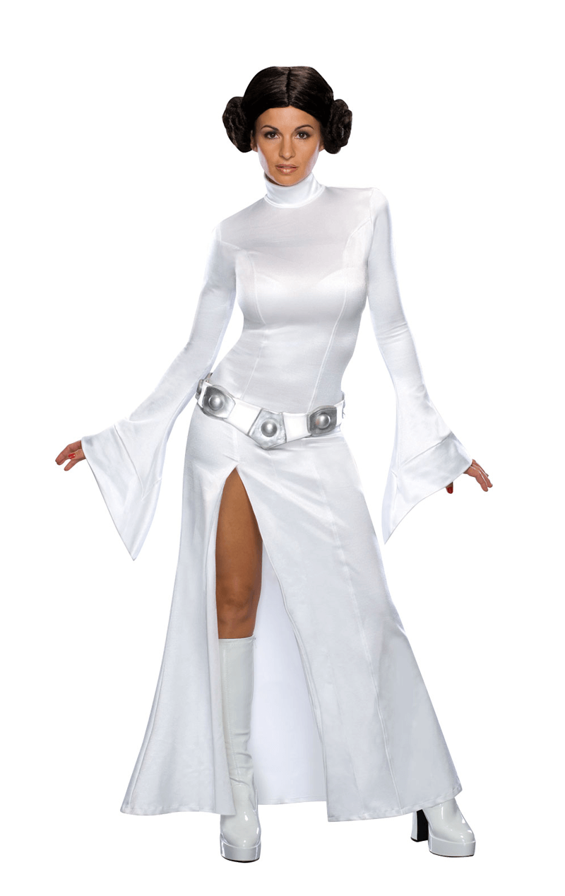 Adult Sultry Princess Leia Star Wars Costume
