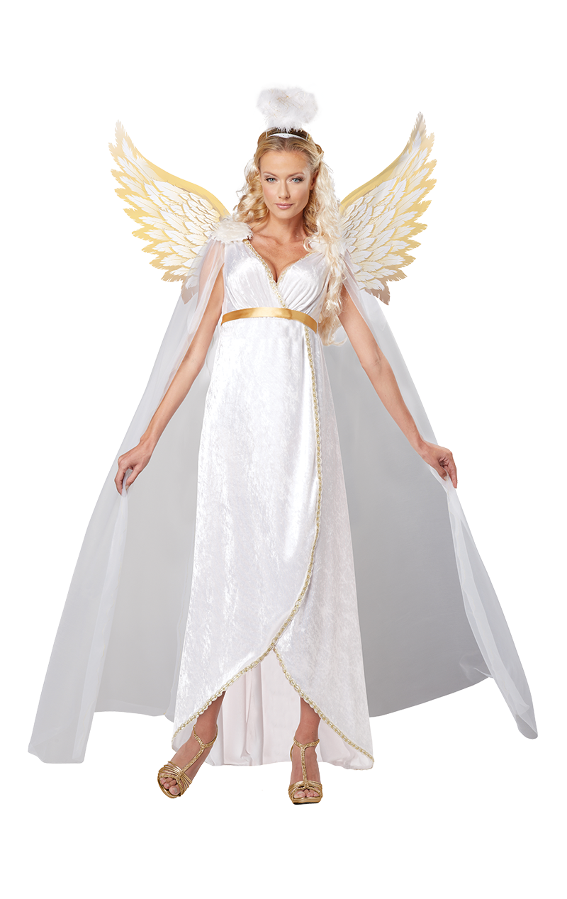Heavenly Guardian Angel Costume
