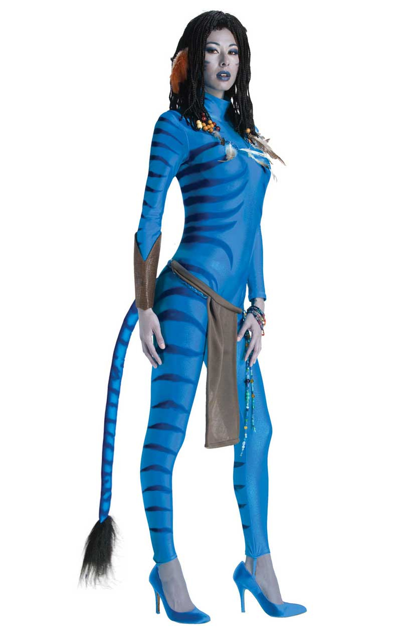 Adult Avatar Neytiri Costume