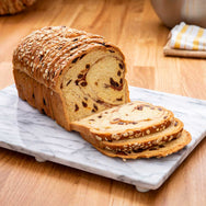 Cinnamon Raisin Swirl Round Top Loaf