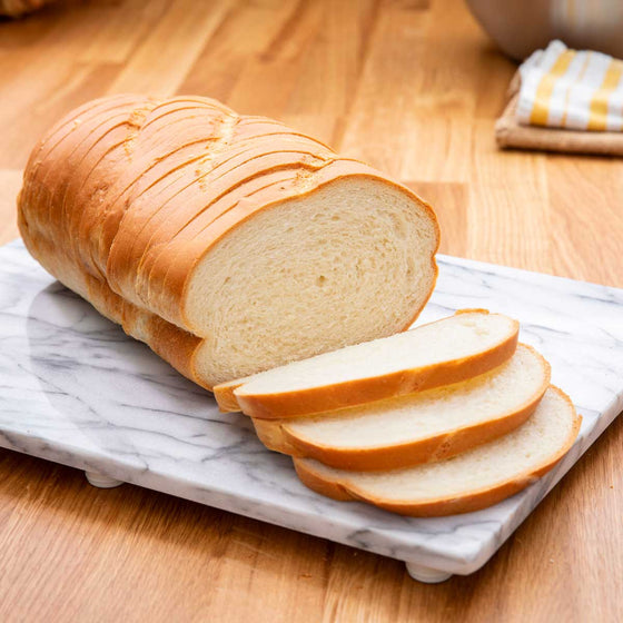 White Roundtop Loaf