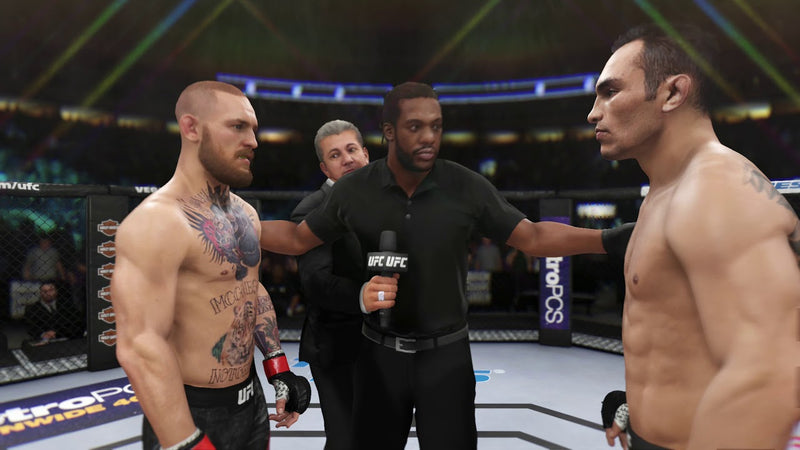Game Ufc 3 Para Xbox One - Ea Sports