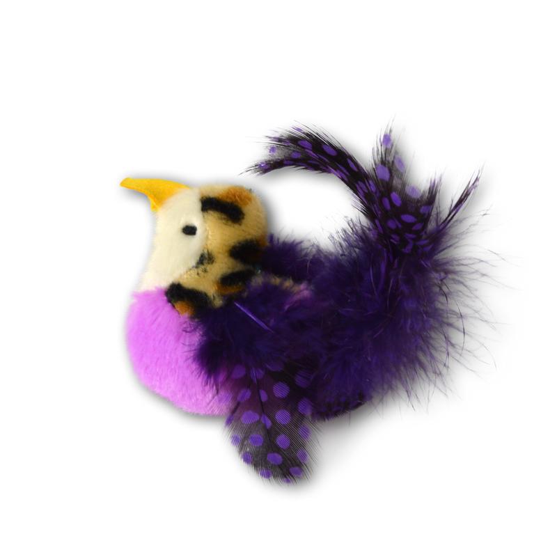 REAL BIRD - PURPLE BIRD
