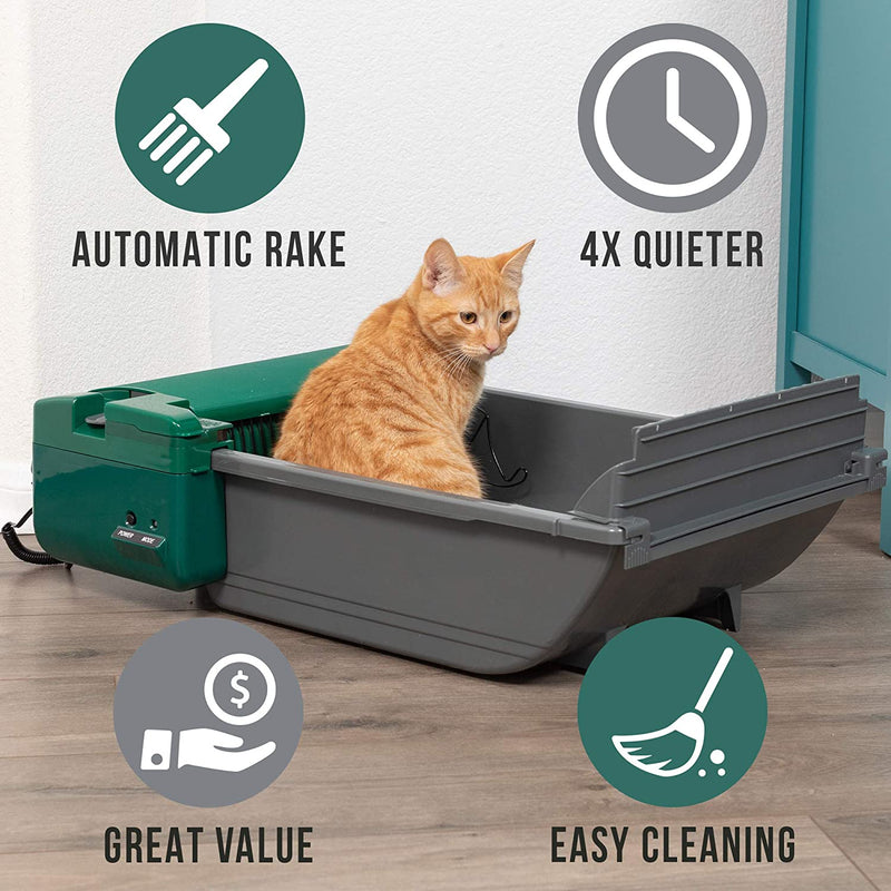 SMART SCOOP AUTOMATIC CAT LITTER BOX