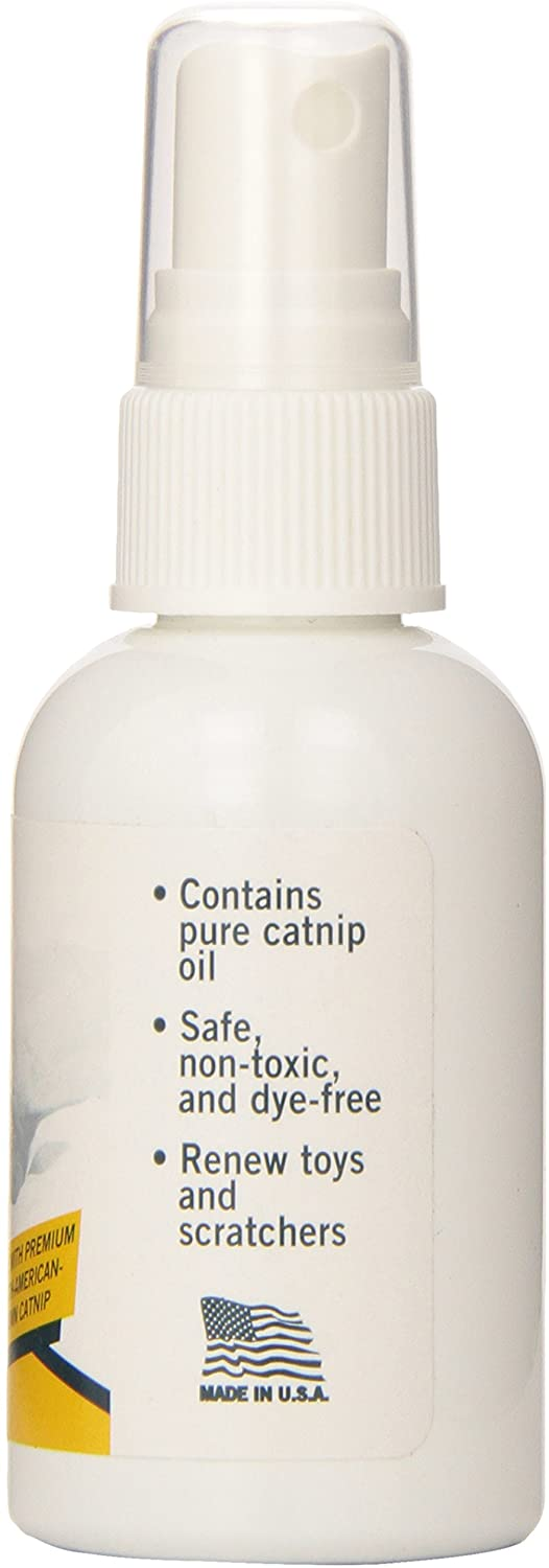 CATNIP SPRAY 2-OZ FRISKY SPRITZ