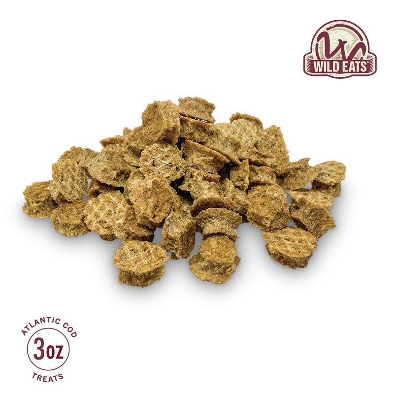 COD TREATS - 3OZ - 2PK