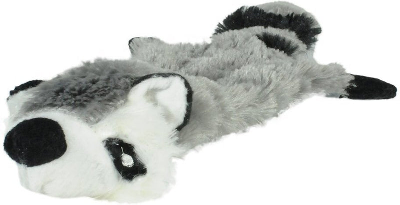 CRITTER SKINZ SUPER SQUEAKER - RACCOON - X-LARGE (WITH 21 SQUEAKERS)