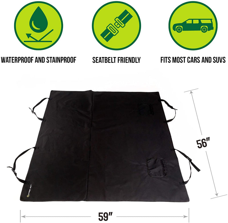 CARSEAT PROTECTOR (3-N-1)