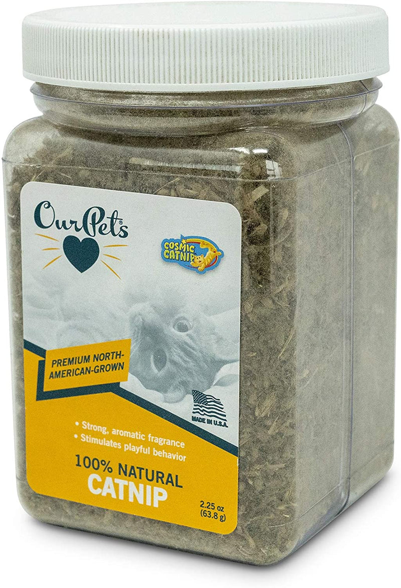 CATNIP JAR 2.25-OZ