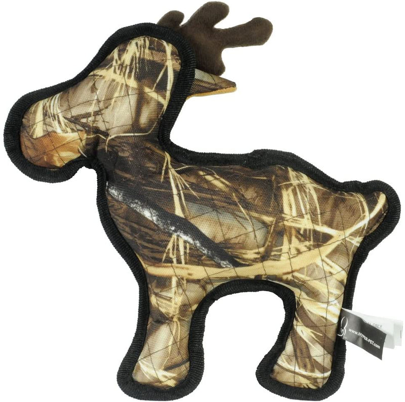 REALTREE INTERACTIVE DOG TOY - MOOSE