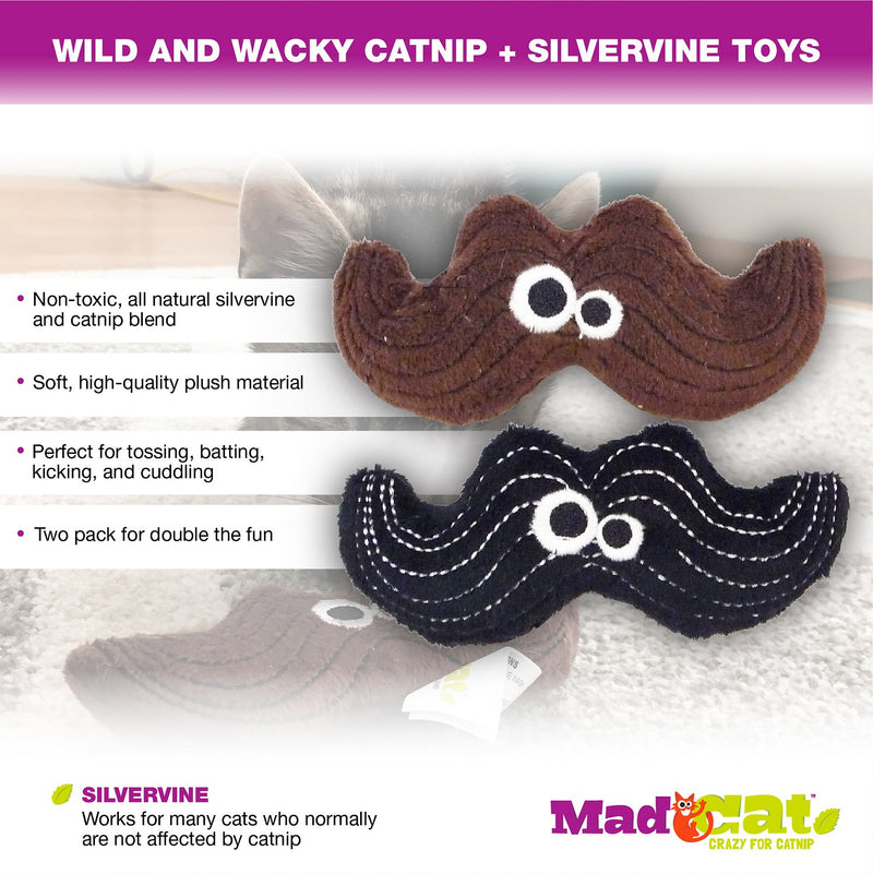 MEOWSTACHE TWIN PACK