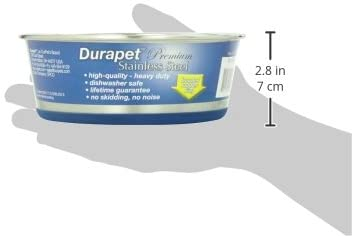 BOWL DURAPET 5-CUPS (1.25-QT) - BILINGUAL PACKAGING