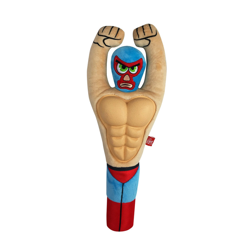 SUPER DUPERS GNARWLY LUCHADOG