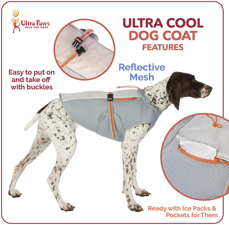 ULTRA COOL COAT, 2XLARGE