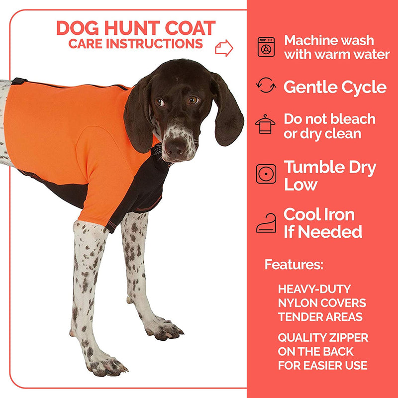 ULTRA PAWS HUNT COAT, SMALL