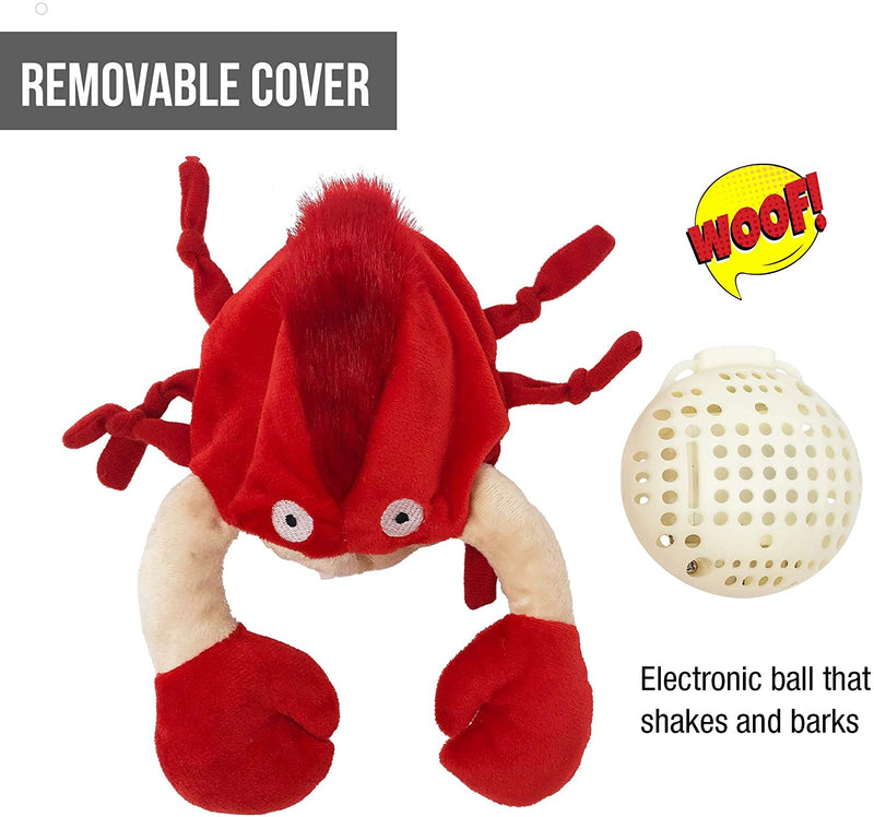 DOGGIE PAL - CRAB (WITH BATTERIES)