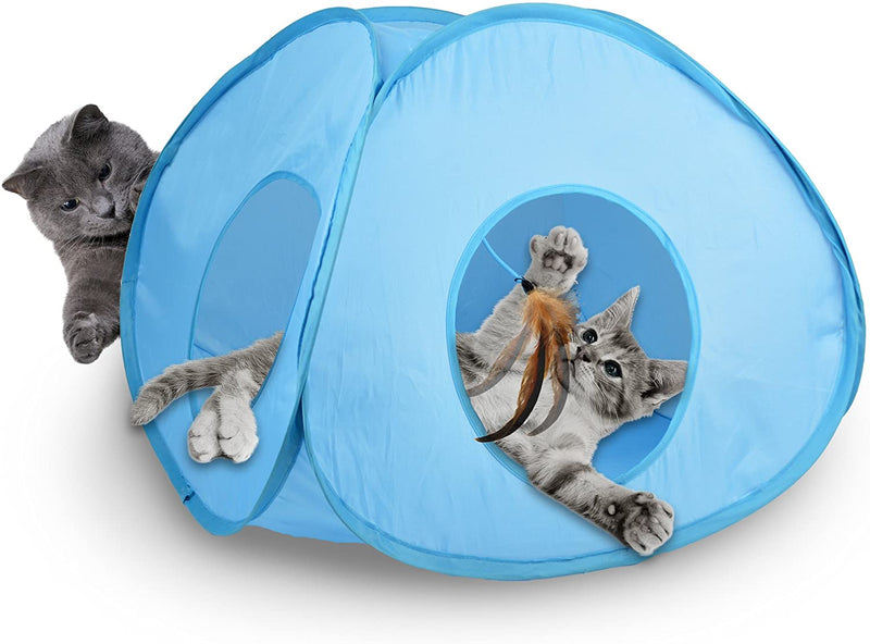 POUNCE HOUSE ELECTRONIC SPIN TOY