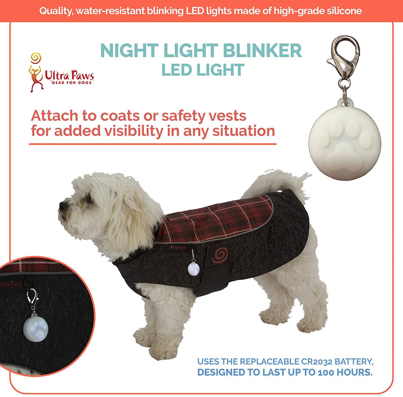 NIGHT LIGHT BLINKER-LED LIGHT CLIP