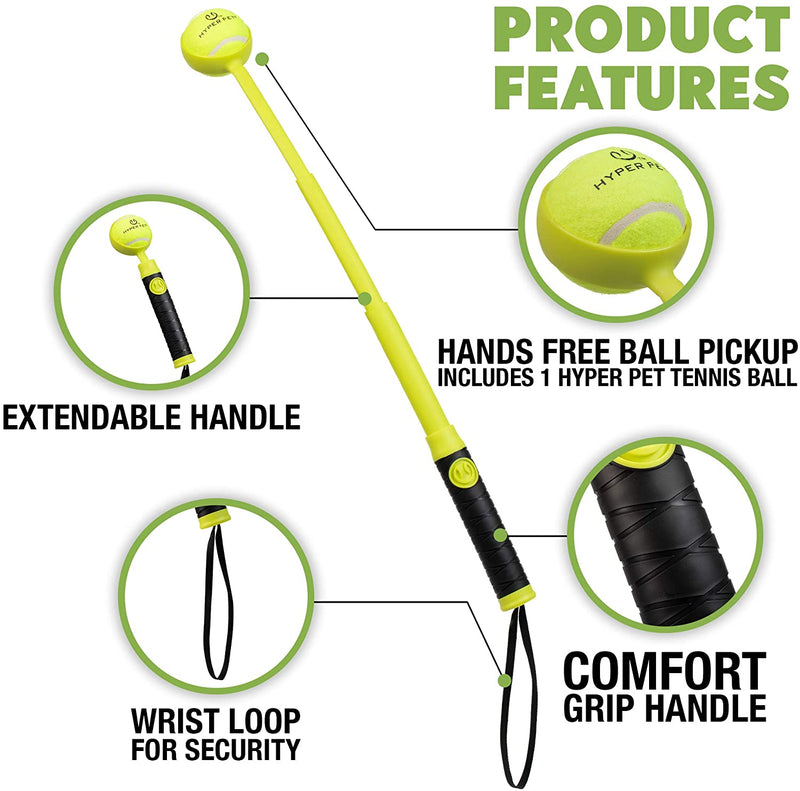 THROW-N-GO COLLAPSIBLE BALL LAUNCHER