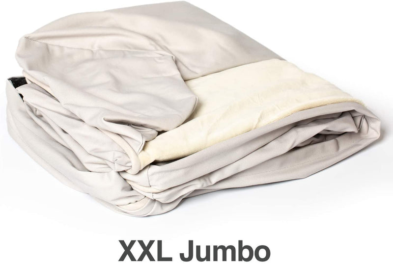 Cover for Ultimate Dog Lounge (Jumbo XXL, Sandstone)