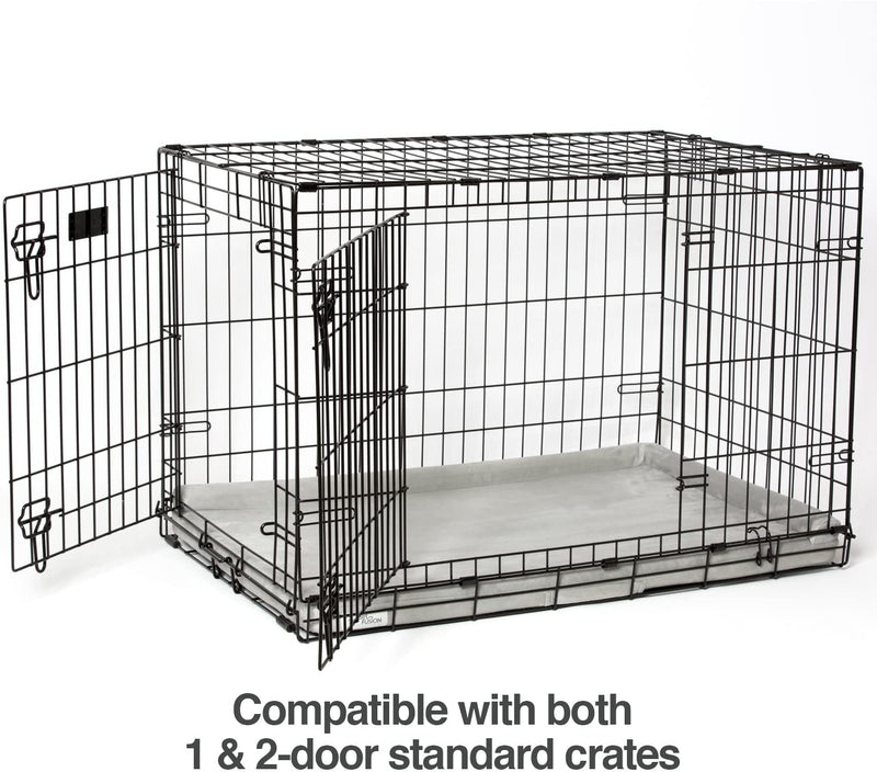 "PetFusion | PuppyChoice Crate Bed | XL(40 x 27"")"