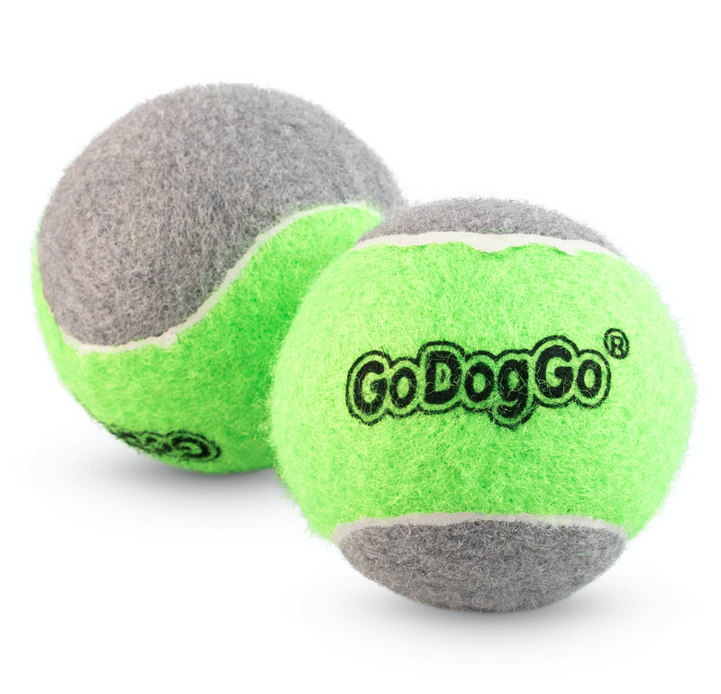 "MEDIUM FOAM FETCH BALLS 2.5"" SET OF 2"