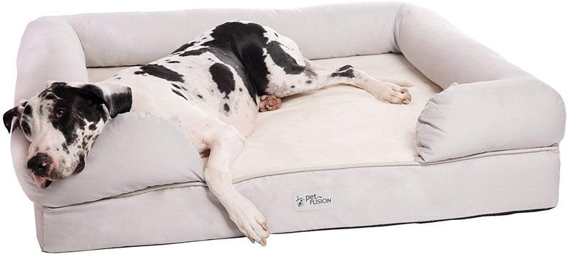 PetFusion | Ultimate Dog Lounge | Jumbo XXL | Sandstone