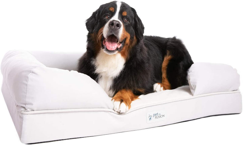 PetFusion| Ultimate Dog Lounge | XL | Sandstone