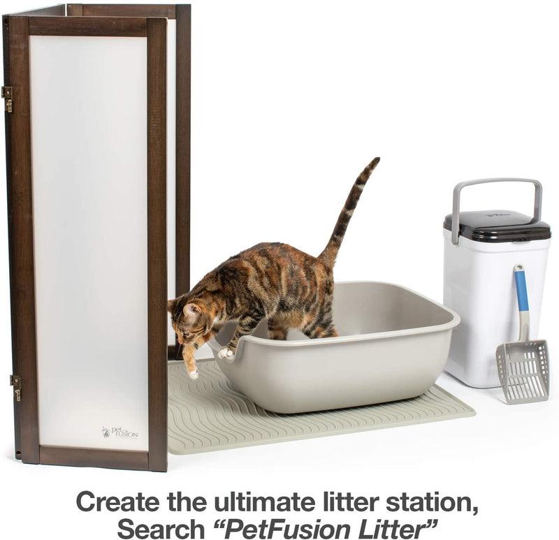 PetFusion | BetterBox Non-Stick Litter Box | set of 2