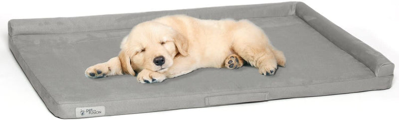 "PetFusion | PuppyChoice Crate Bed | M(29 x 19"")"
