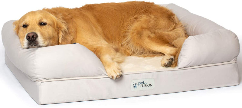 PetFusion | Ultimate Dog Lounge | L | Sandstone