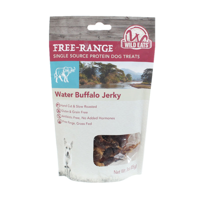 WATER BUFFALO JERKY 3OZ