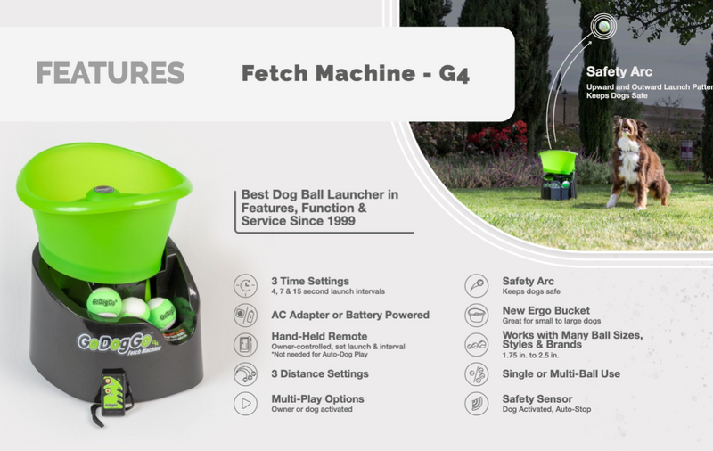 G4 FETCH MACHINE