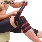 Knee Wraps Men's Fitness - A&W health and fitness marketplace