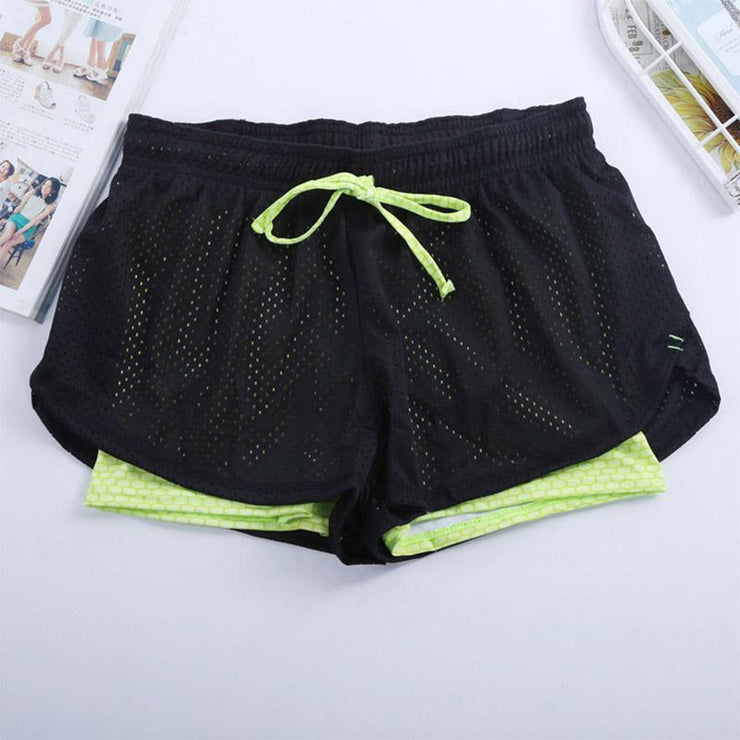 Fitness Running Shorts - A&W health and fitness marketplace