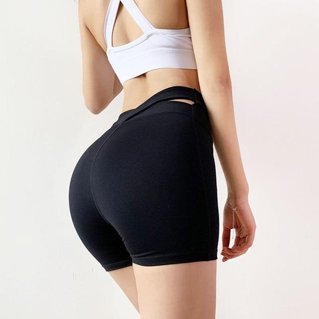 Yoga Shorts - A&W health and fitness marketplace