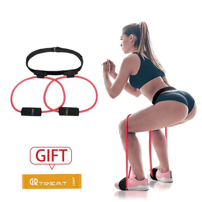 Women Booty Butt Band Resistance - A&W health and fitness marketplace