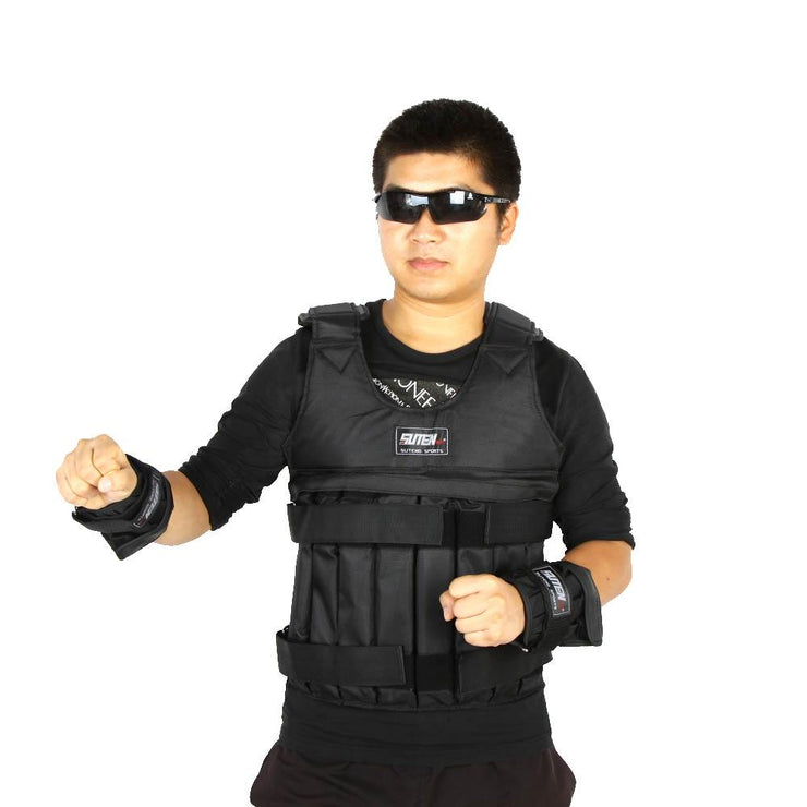 Loading Weighted Vest - A&W health and fitness marketplace