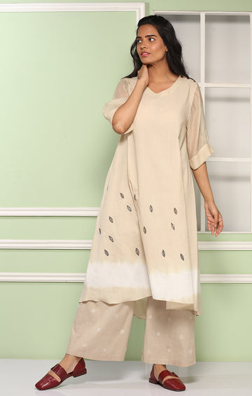 Fawn Tunic Dress with Pants