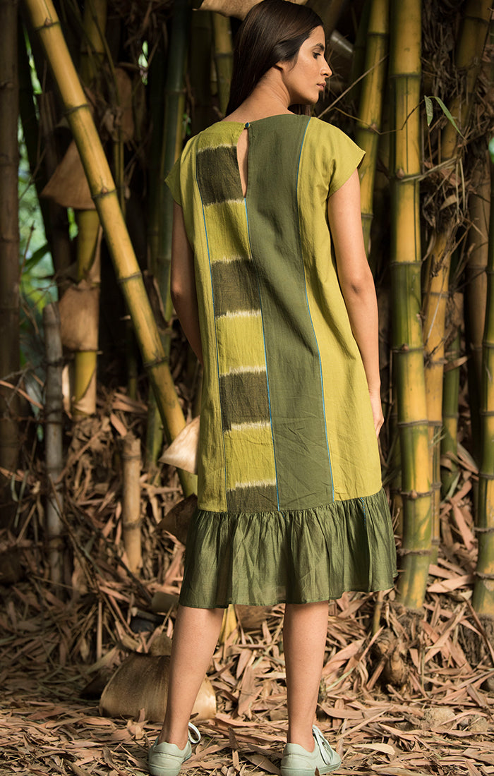 Shift Dress - Ikat