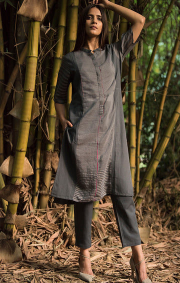 Tunic/Kurta - Chanderi