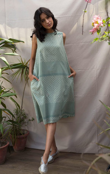 Mint Green Tunic/Dress