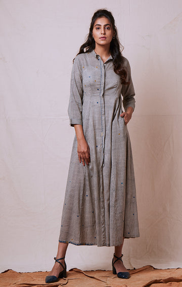 Shirt Dress Long