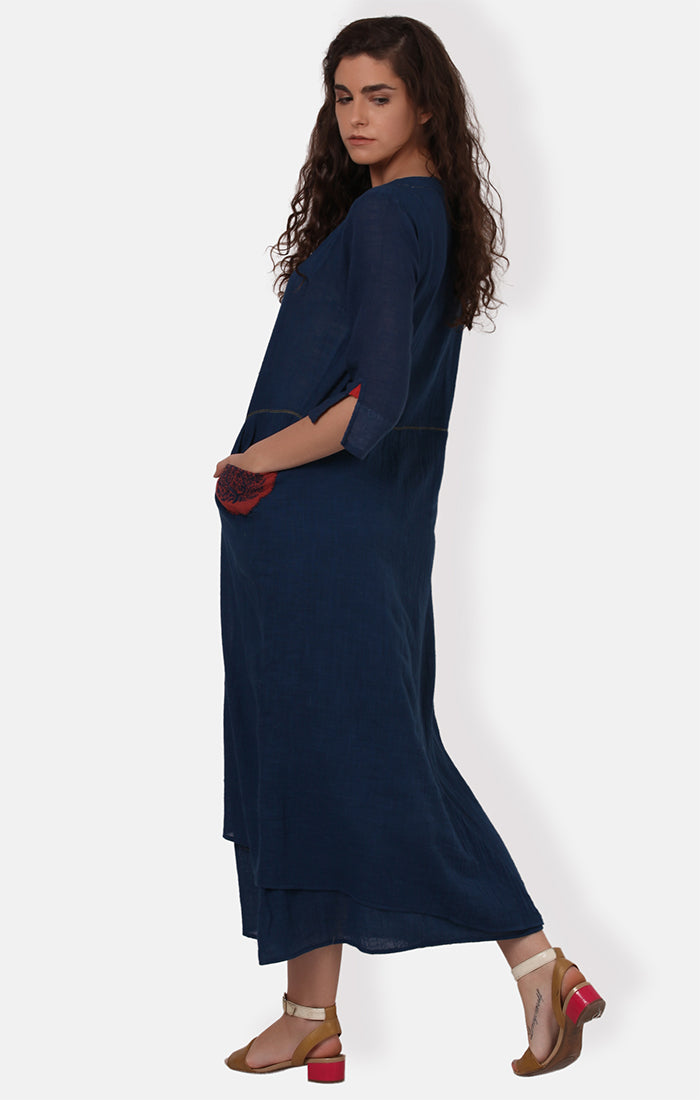 Shift Maxi Dress